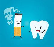Smoking Kills and affects teeths